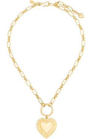 Brinker & Eliza Women Necklaces - Best Yet To Come heart pendant necklace