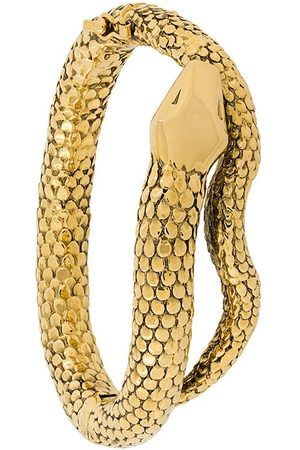 Aurélie Bidermann Wrapped snake bracelet