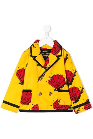 Mini Rodini Shell printed jacket