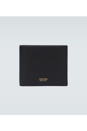 Tom Ford T Line bifold leather wallet