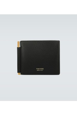 Tom Ford T Line money clip wallet