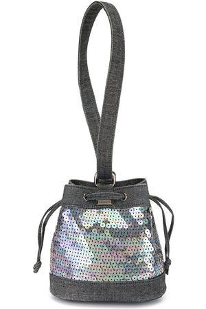 CHANEL 1998 mini sequinned handbag