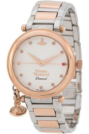 Vivienne Westwood Orb Diamond 32m watch