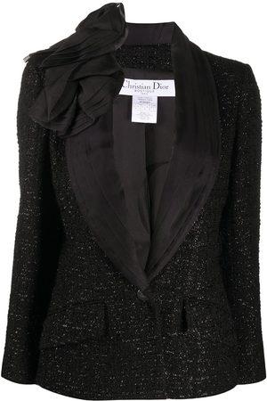 Dior 2000 bouclé jacket