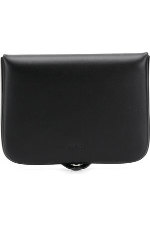 A.P.C Snap fastening wallet