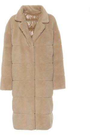 Moncler Bagaud faux-fur coat
