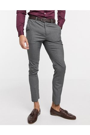 New Look Skinny suit trouser in dark