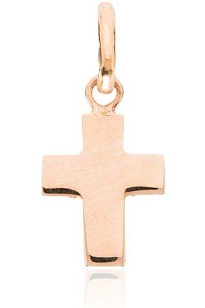 GIGI CLOZEAU 18kt solid cross charm