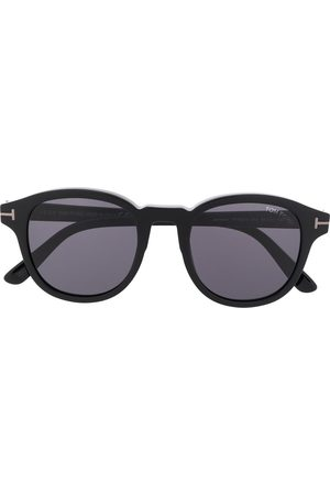Tom Ford Jameson round-frame sunglasses