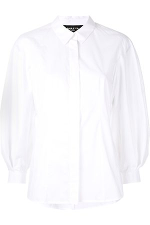 Paule Ka Long-sleeve fitted shirt