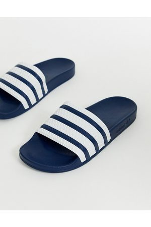 adidas Adilette sliders in