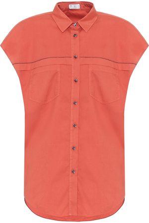 Brunello Cucinelli Exclusive to Mytheresa – Cotton shirt