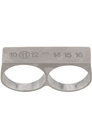 Maison Margiela Numbers double ring