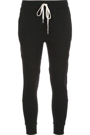 JOHN ELLIOTT Drawstring slim-fit track trousers