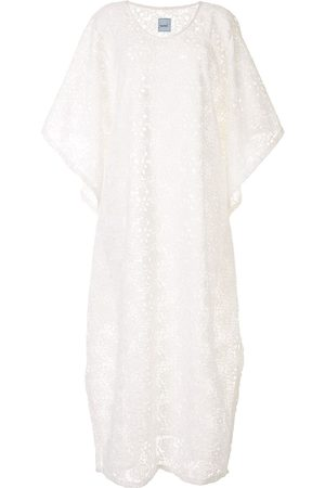 Bambah Lace maxi cover-up dress