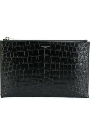 Saint Laurent Crocodile iPad mini case