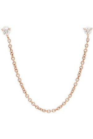 Roxanne First Laura 14kt diamond earring