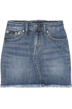 Ralph Lauren Girls Denim Skirts - Denim skirt