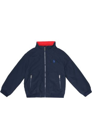 Ralph Lauren Cotton-blend jacket