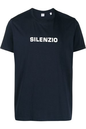 Aspesi Silenzio print relaxed-fit T-shirt