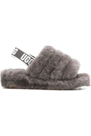 UGG Women Slippers - Slingback woolly slippers