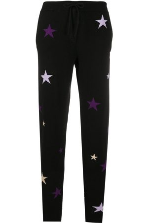 Chinti And Parker Star knit trousers