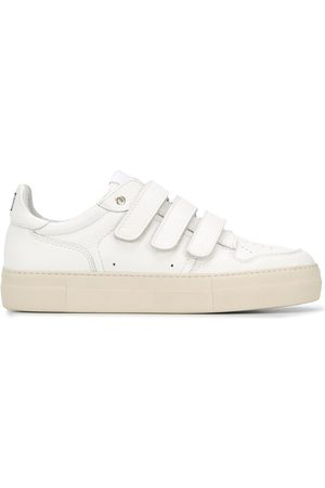 Ami Punch hole low-top sneakers