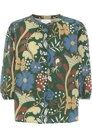 Velvet Women Tops - Affie floral cotton top