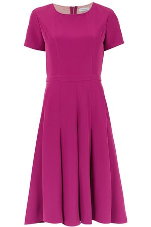 Olympiah Pleated Salci dress
