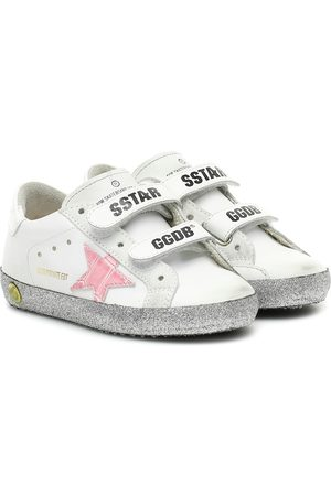 Golden Goose Exclusive to Mytheresa – Superstar leather sneakers