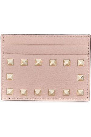 VALENTINO GARAVANI Rockstud cardholder wallet