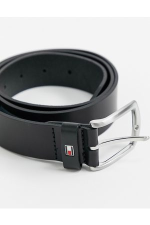Tommy Hilfiger New denton 3.5cm leather belt in