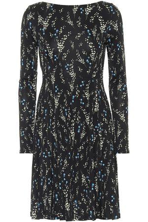 Erdem Women Casual Dresses - Martine floral jersey minidress