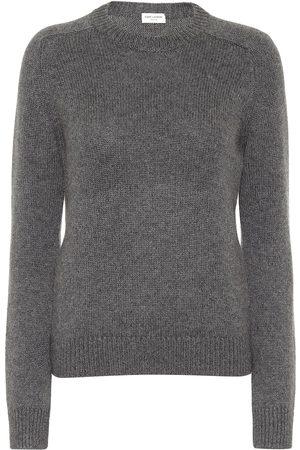 Saint Laurent Camel-hair sweater