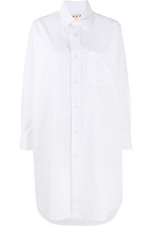 Marni Oversize button-up shirt