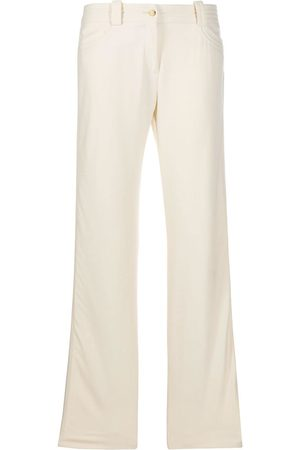 Céline Pre-owned straight-leg trousers