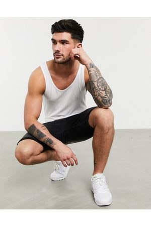 ASOS Organic muscle vest in