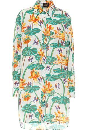 Loewe Paula's Ibiza printed cotton shirt