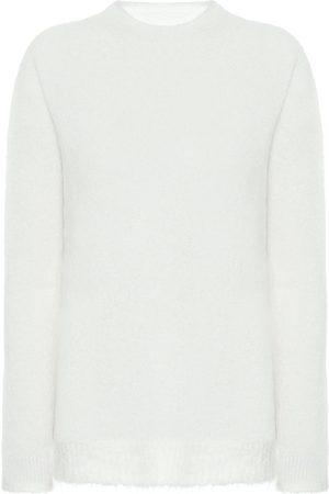 Jil Sander Women Jumpers - Mohair-blend sweater