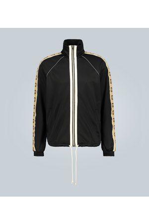 Gucci Men Jackets - Oversized technical jersey jacket