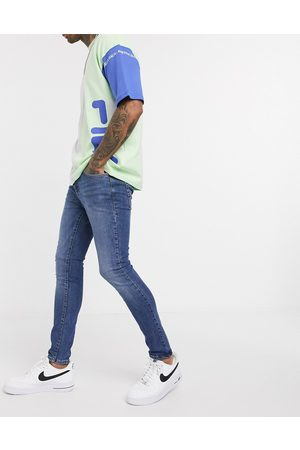 New Look Spray on jeans in mid