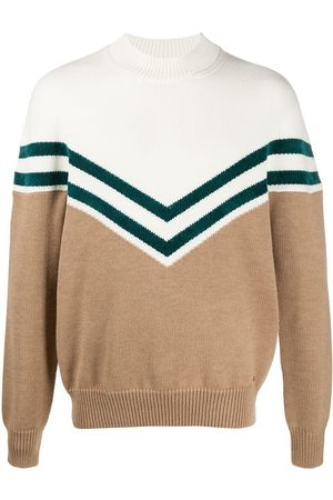 Dsquared2 Colour-block knitted jumper