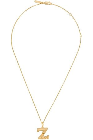 Chloé Letter Z pendant necklace