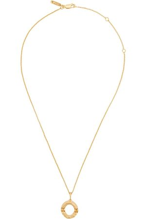 Chloé Letter O pendant necklace