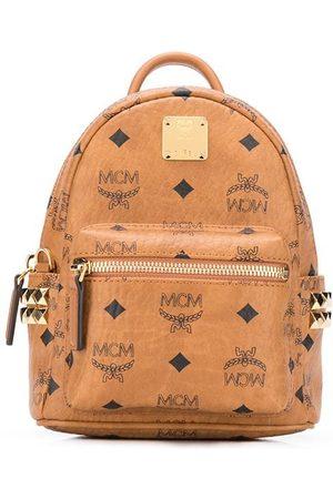 MCM Women Rucksacks - Repeat logo backpack