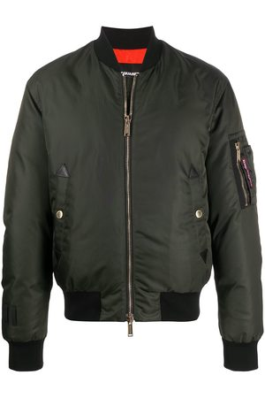 Dsquared2 Padded bomber jacket