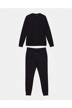 ASOS Organic muscle tracksuit in