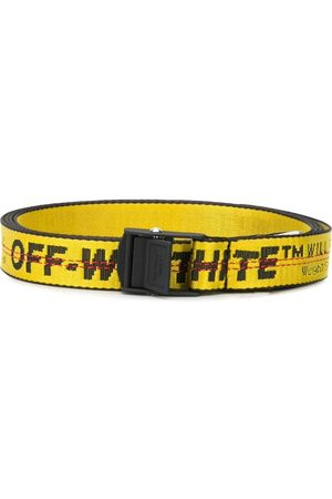 OFF-WHITE MINI INDUSTRIAL BELT BLACK