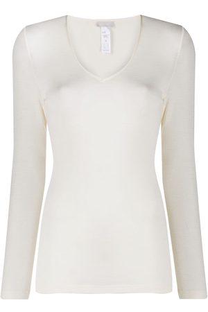 Hanro Long sleeved T-shirt