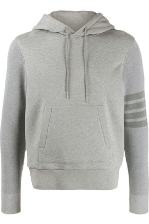 Thom Browne 4-Bar hooded sweatshirt